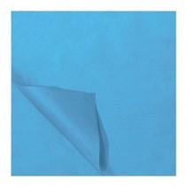 zijdevloeipapier 50 X 70 cm blauw 25 stuks