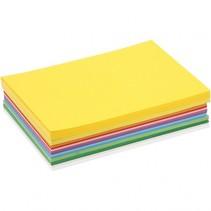 happy karton 21 x 14,8 cm 60 stuks 180 g multicolor