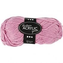 fantasia acryl garen roze 80 m 50 g