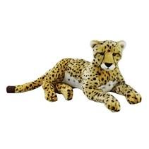 Knuffel Cheetah 65cm bruin