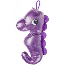 zeepaardenknuffel 40 cm meisjes paars