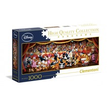 puzzel Panorama Disney orkest 1000 stukjes