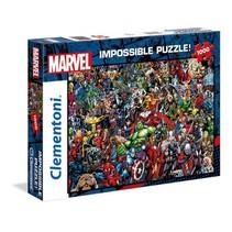 legpuzzel Marvel Impossible Puzzle 1000 stukjes