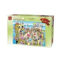 legpuzzel Soft Rock Cafe 1000 stukjes