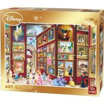 legpuzzel Disney Art Gallery 1500 stukjes
