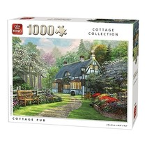 legpuzzel Cottage Pub 1000 stukjes