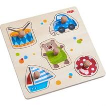 vormenpuzzel speelgoed 5-delig