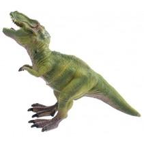 Tyranosaurus 17 cm groen