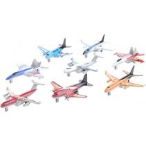 vliegtuigset Air Craft 8-delig