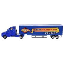 vrachtwagen Super Truck 40 cm blauw