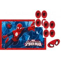 feestspel Spider-Man 10-delig