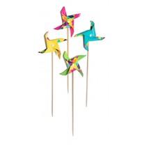 partyprikkers windmolen 20 stuks 12,5 cm