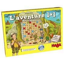leerspel L'Aventure 1 x 1 (FR)