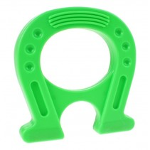 Mega Magneet supersterk hoefijzer groen 12 cm