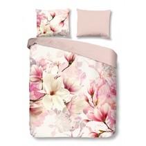 dekbedovertrek roze 135 x 200 cm