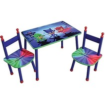 PJ Masks tafel met stoelen junior