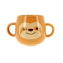 mok Happy Zoo luiaard bruin