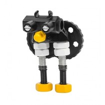 bouwpakket Animal Kit Pingubit 20-delig zwart