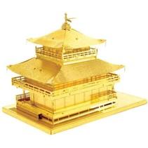 Metal Earth Gold Kinkaku-ji modelbouwset