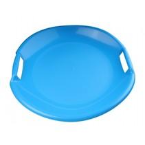 glijschotel slee 50 cm blauw