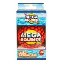 waterbal Mega Bounce H2O 7 cm oranje 29 gram