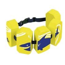 zwemgordel 5 drijvers 15-30 kg geel