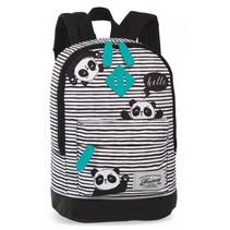 rugzak Panda zwart/wit 8 liter