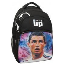 rugtas Ronaldo zwart 25,8 liter