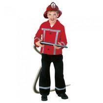 verkleedkostuum Brandweer junior