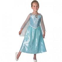 Frozen Elsa verkleedkostuum meisjes