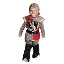 verkleedpak ridder Simon jongens grijs