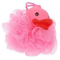 badspons badeendje roze 12 cm