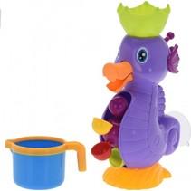 badspeelgoed eend 26 cm paars