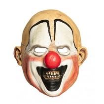 gezichtsmasker horror-clown unisex