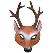 masker hert 30 x 21 cm bruin
