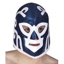 masker Titan Fighter heren blauw one size