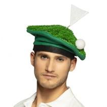 pet golf heren groen one size
