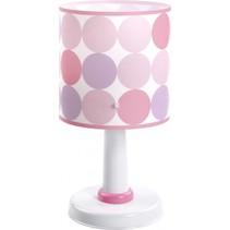 tafellamp Colors 30 cm roze