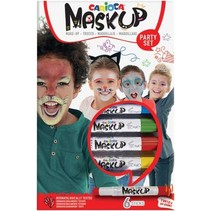schminkstiften Mask up partyset