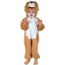 verkleedkostuum leeuwen-onesie junior