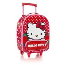 trolleykoffer meisjes 21 liter rood
