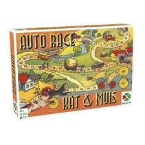 gezelschapsspel Spellen van toen: Auto Race/Kat & Muis