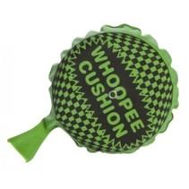 Whoopee scheetkussen 20 cm groen