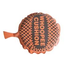 Whoopee scheetkussen 20 cm oranje