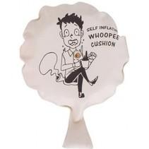 whoopie cushion scheetkussen 11 cm wit