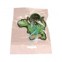 kaleidoscoop Dino groen 10 x 10 cm