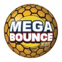 stuiterbal Mega Bounce XTR 7 cm geel 68 gram