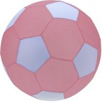 speelgoedvoetbal roze 60 cm