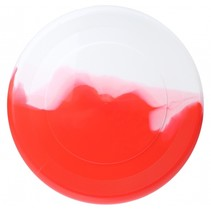 frisbee 27 cm rood