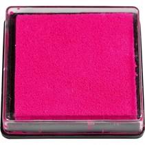 inktkussen 40 x 40 mm roze